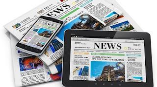 Jenis-Jenis Media Massa Menurut Dewan Pers