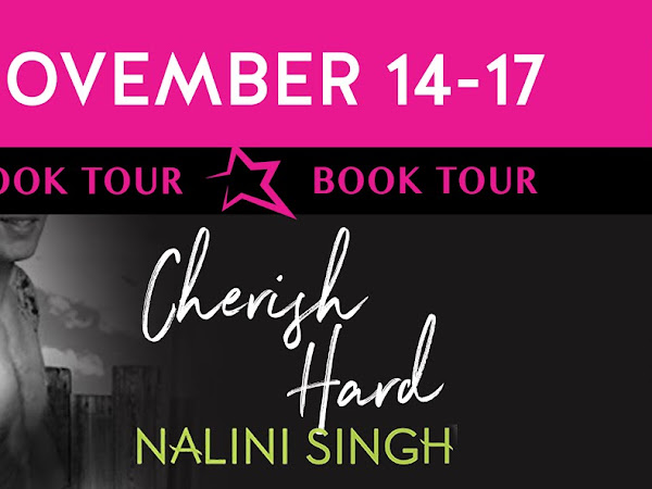 Cherish Hard by Nalini Singh | Release Day Review + Excerpt