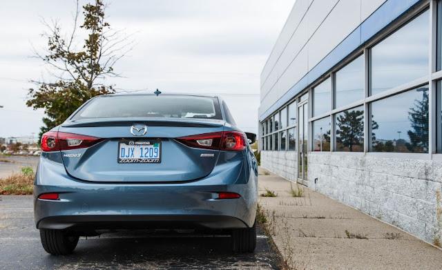 Thiết kế của Mazda 3 2016 có rất nhiều điểm kế thừa Mazda 6