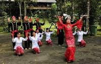 Tari Maengket - Sulut