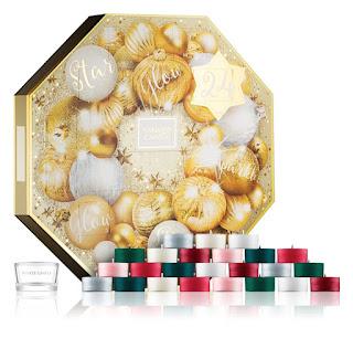 Yankee Candle Holiday Sparkle darčeková sada adventný kalendár