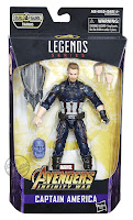 Hasbro Marvel Legends Avengers Infinity War Action Figures