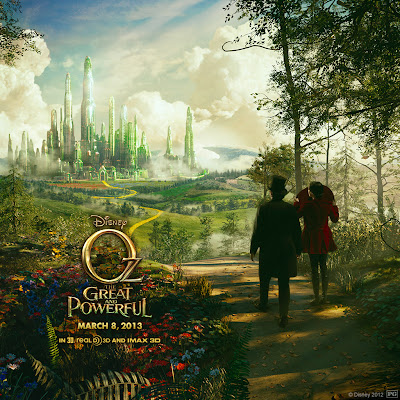 Oz The Great and Powerful for iPad Wallpaper