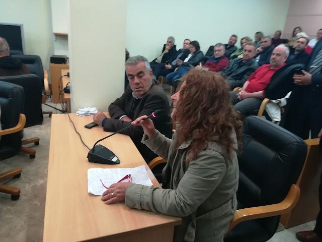 Οι παρεμβάσεις των συνδικάτων στο Δημοτικό Συμβούλιο Ναυπλίου για το Νοσοκομείο Ναυπλίου (βίντεο)