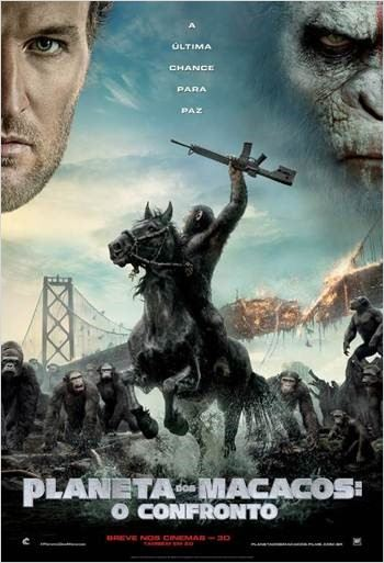 Cinema - Estreias para todos os gostos: Apenas Uma Chance e Planeta dos Macacos - O confronto