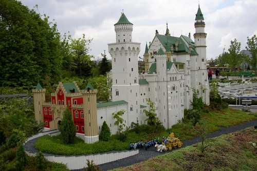Το μεγαλύτερο κάστρο Lego top ten