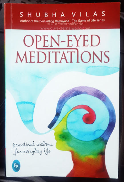 Open Eyed Meditation by Shubha Vilas