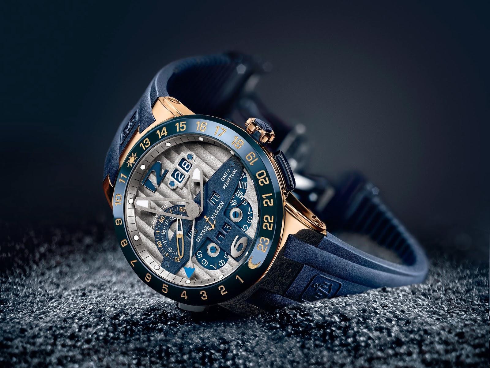 ULYSSE NARDIN reloj 2
