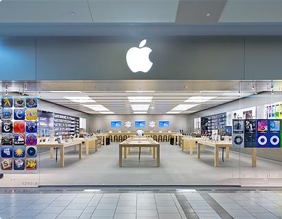 Compras em Miami - Loja Apple