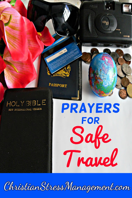 Prayers for Safe Travel