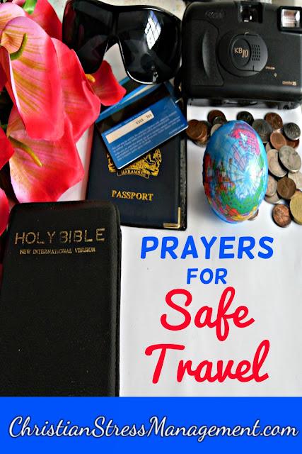 Prayers for Safe Travel