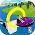 Kids Water Surf Boat Stunts Simulator