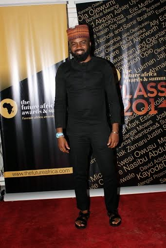 15 Photos: Celebs step out for Future Africa Awards Nominees Reception