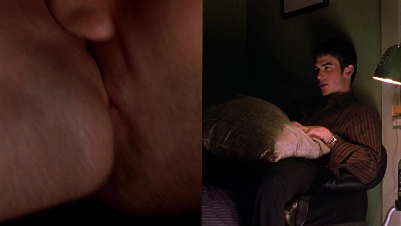 James Van Der Beek Gay Kiss 16