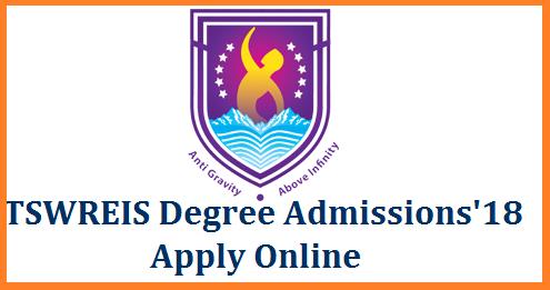 tswreis-degree-admissions-2018-apply-online