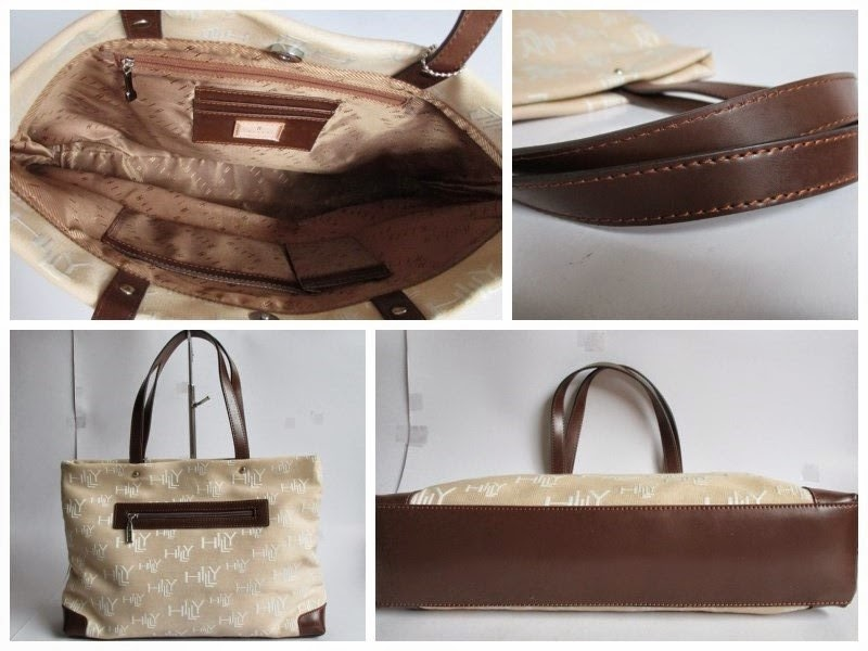 Tas Second Wishopp  HILLY LEATHER ce6afd213b