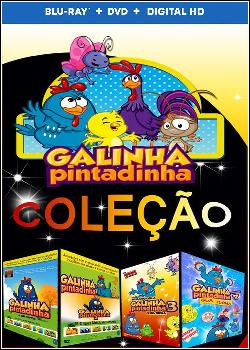 Galinha Pintadinha 1 Dublado (2014)