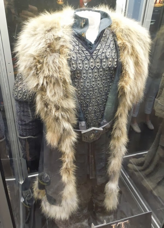 Dwarf Thorin Oakenshield Hobbit 2 movie costume