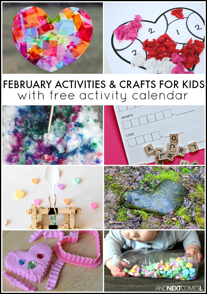 february craft ideas for toddlers 29 february activities for free activity calendar 6571