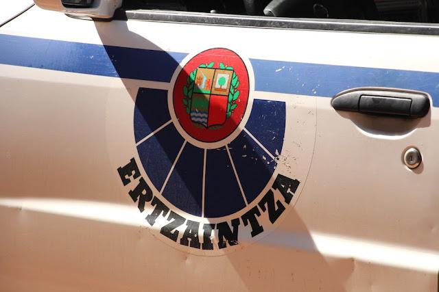 detenido tras rayar vehículos en Rontegi