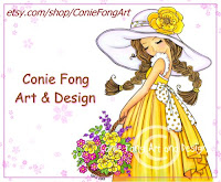 Conie Fong Digital Stamps