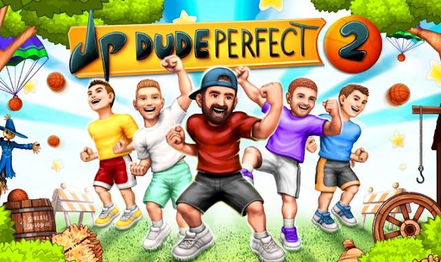 Dude Perfect 2 Mod Apk Terbaru Mega Mod