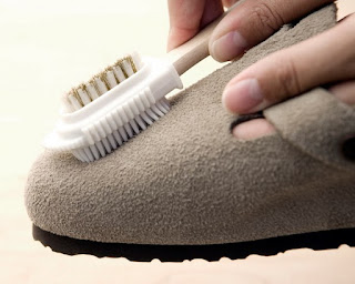How to Clean Suede Shoes Without a Suede Brush Cleaning Kit