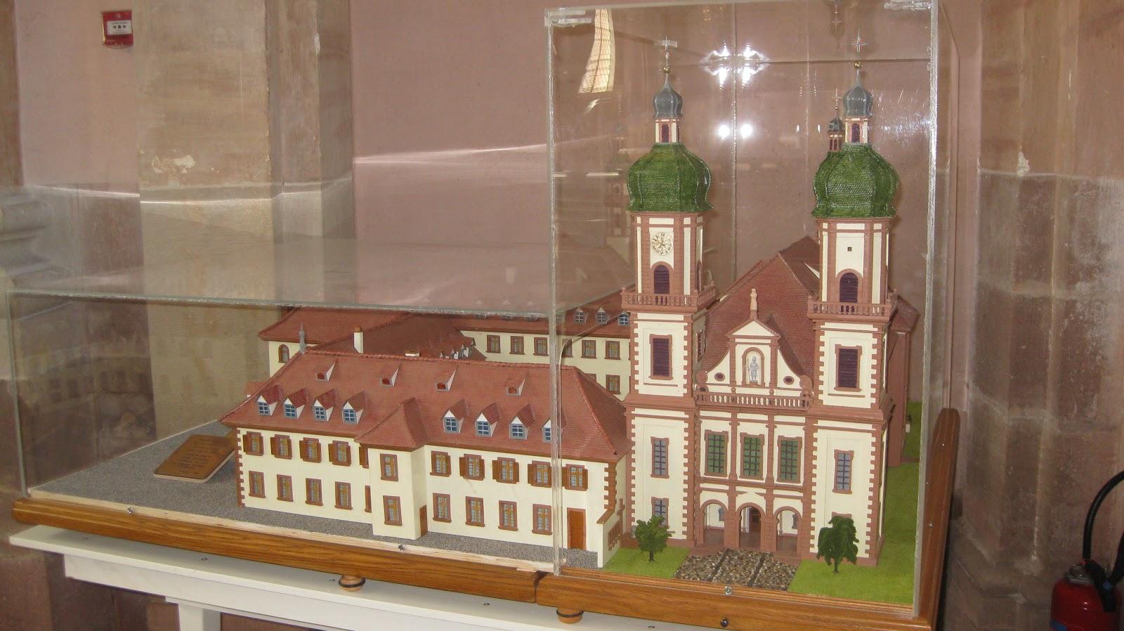 Baroque churches ebersmunster - Ekia furniture ...
