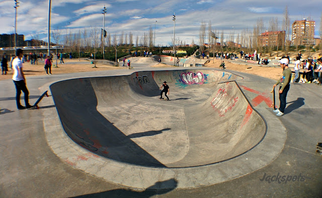 Bowl Madrid