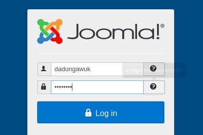 Mengenal Control Panel CMS Joomla 3.x