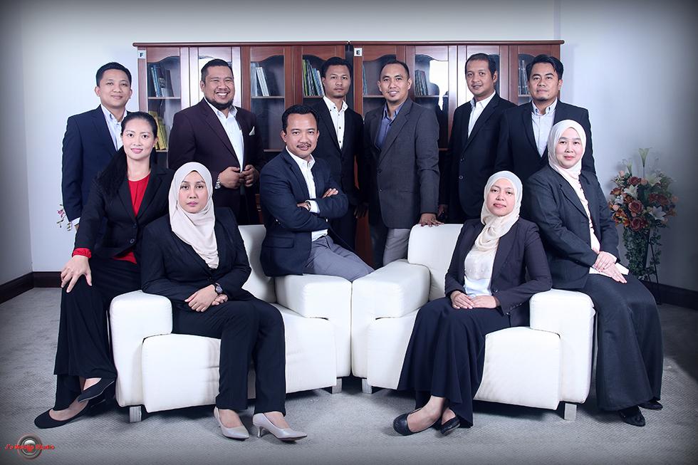J S Mobile Studio Corporate Photo Shoot Pejabat Pembangunan Persekutuan Negeri Sabah