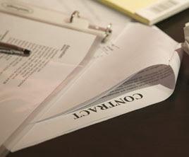 negotiating executive severance agreement
