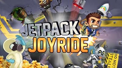 Jetpack Joyride v1.9.1 Mod Apk