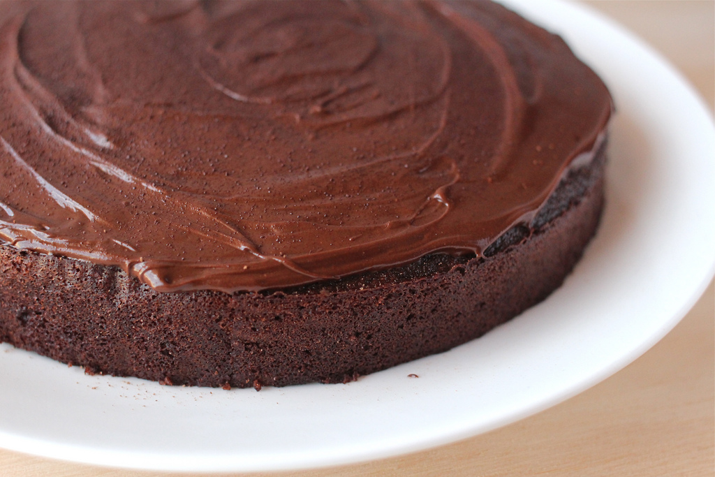 Chocolate Tofu Cake No Eggs Er Vegan Friendly