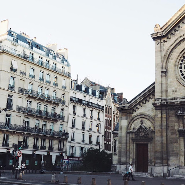 TRAVEL: Paris Day 1