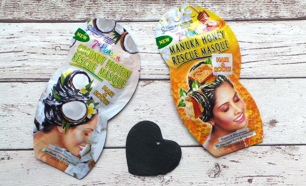 7th heaven hair masques