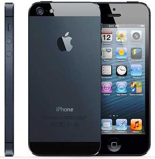 iPhone 5 Generasi Keenam (2012)