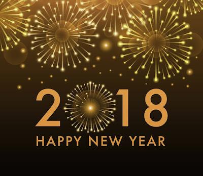 ucapan selamat tahun baru 2018