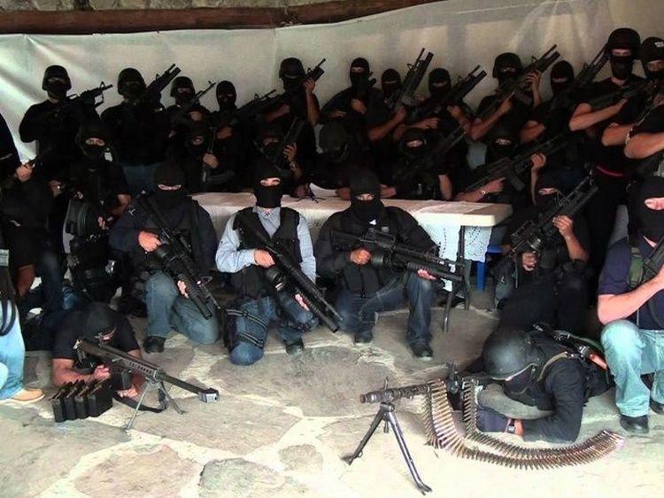 La irrupción violenta del CJNG en el Valle de México