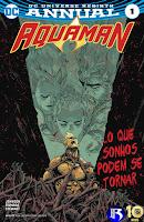 DC Renascimento: Aquaman - Anual #1