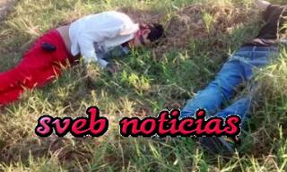 Eran de Cosamaloapan los 3 menores hallados ejecutados en Carlos A. Carrillo Veracruz