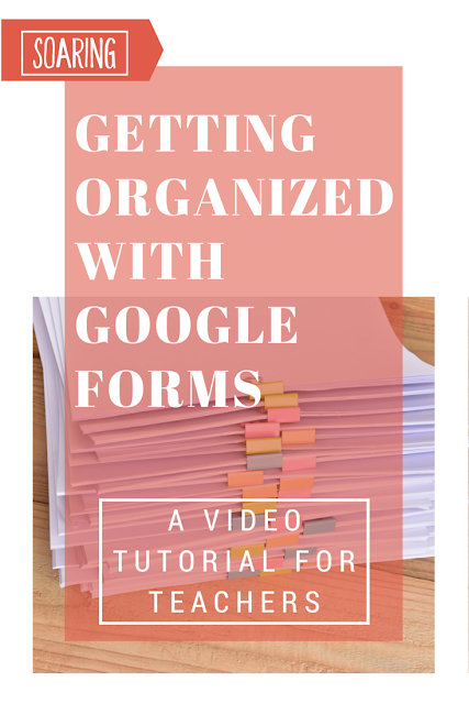 Curious about Google Forms? This is a step by step video (and downloadable written!) tutorial on how teachers can use Google Forms to eliminate paperwork (and stress!) during the busy back to school season!