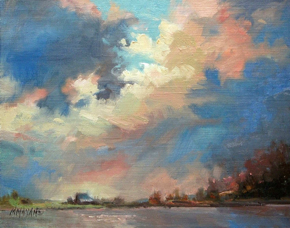 Mary Maxam Paintings December 2012