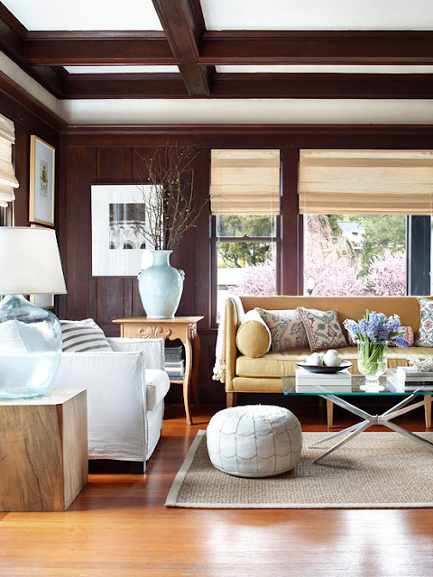 Modern Furniture Small Home Decorating  Solutions 2013 Ideas