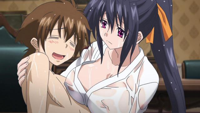 High School DxD Spesial 2 BD Subtitle Indonesia