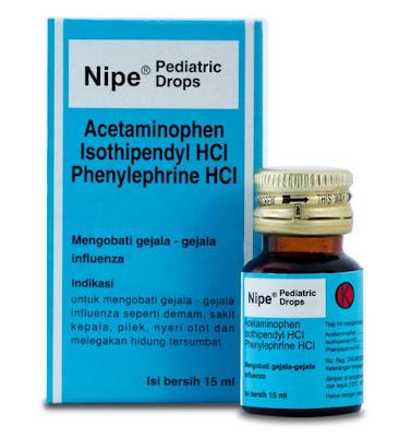 Harga Nipe Obat Influenza Terbaru 2017