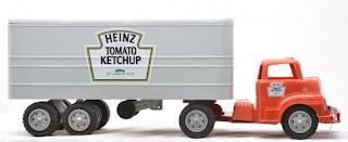 toy ketchup van