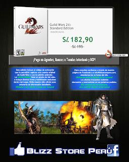 comprar guild wars 2 en peru
