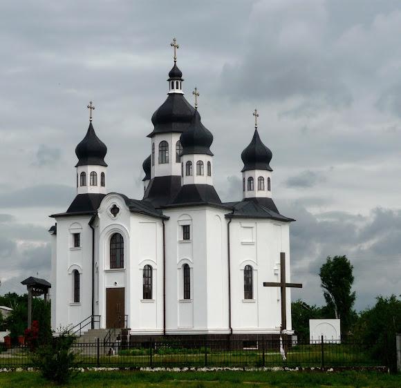 Батурин. Свято-Покровская церковь. 2008 г.