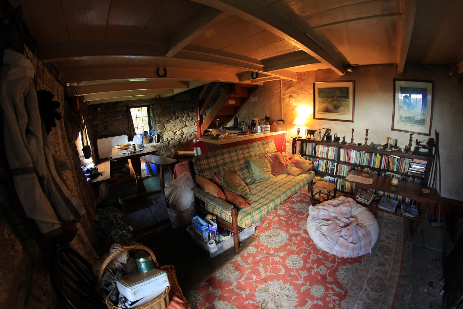 Cosy cottage interior - Mellinzeath Cottage,  Photography by A Handmade Cottage